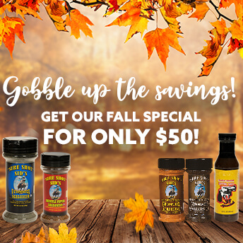 Gobble up the savings!